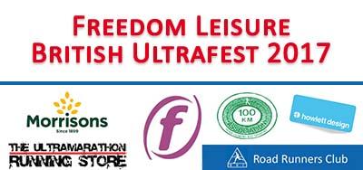 freedom leisure british ultrafest 2017