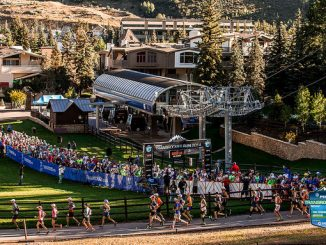 Transrockies Run 2017 Start