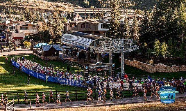 Transrockies Run 2017 Start