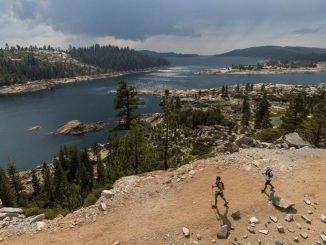 Tahoe 200 Endurance run 2017