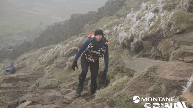 montane spine race 2018