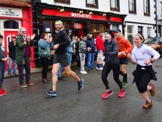 Don Hannon arrives in Castletownbere