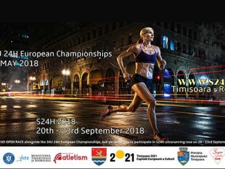 22nd IAU 24 Hour European Championships 2018