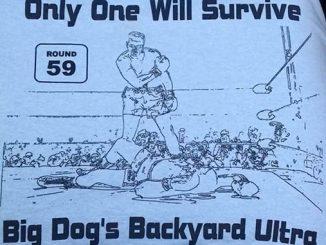 Big Dogs backyard ultra 2018