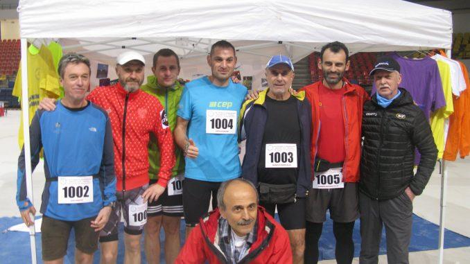 1000 mile race Athens Ultramarathon Festival 2019