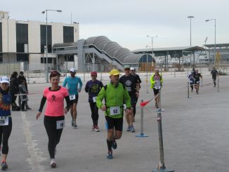 Athens international ultramarathon festival 2019