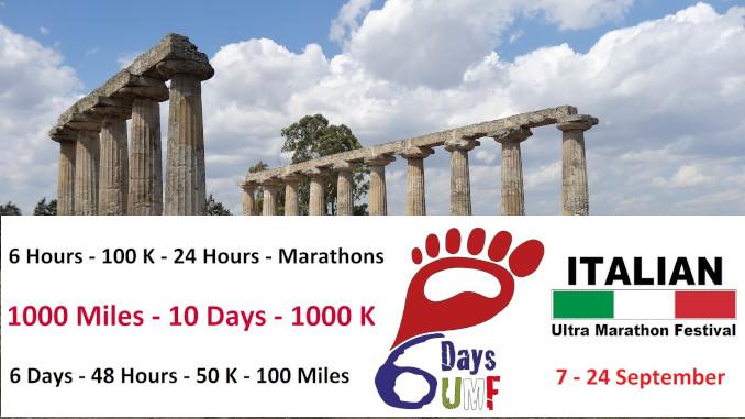 Italian Ultra Marathon Festival