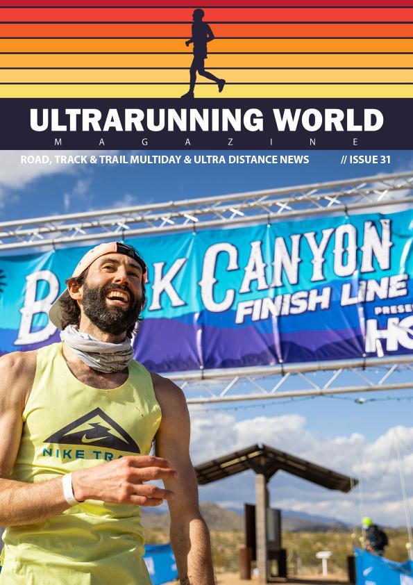 Ultrarunning world issue 25