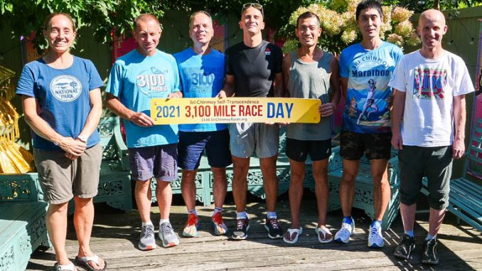 3100 runners 2021